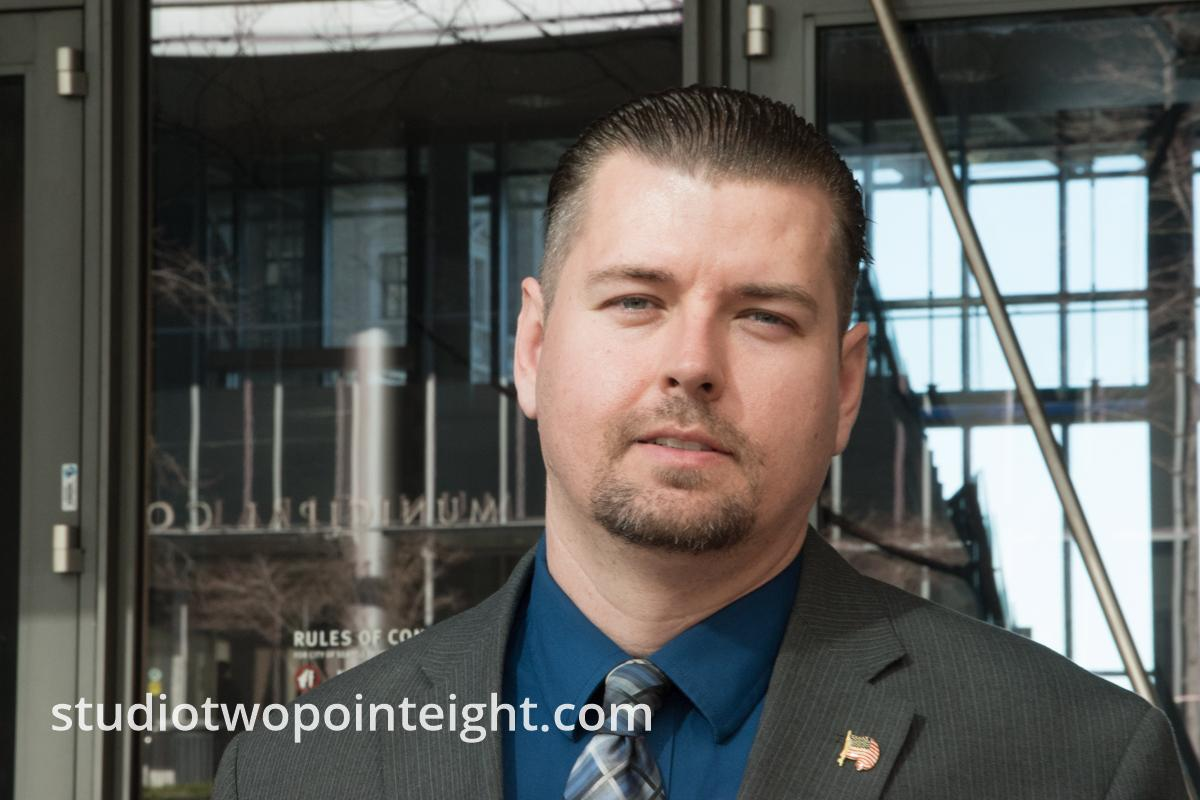 Joseph Brumbles, Republican Running for Washington State Lieutenant Governorship
