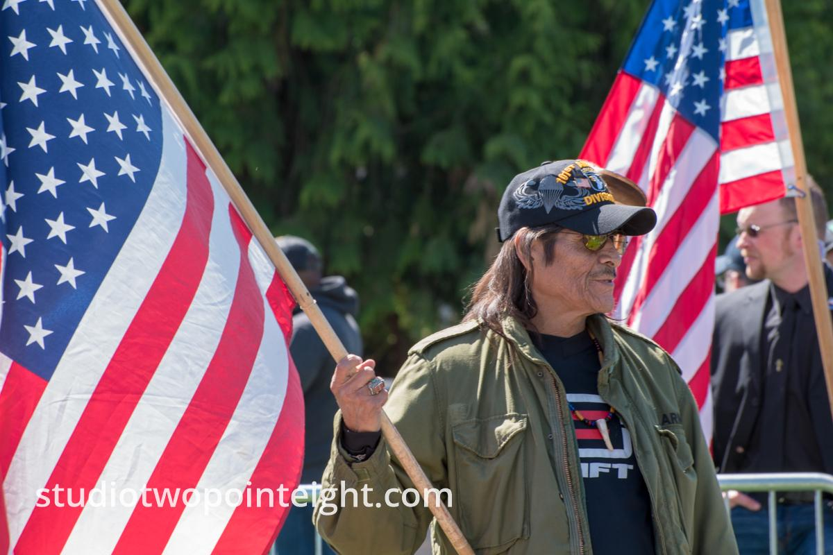March For Our Rights 2.0, Gun Rights Rally, 2019 April 27, Olympia, Washington