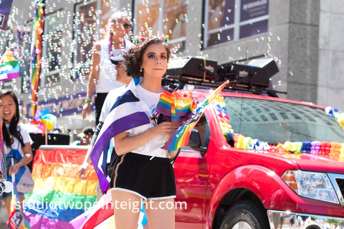 Studio 2.8 Seattle Pride 2019 Unparalleled In-Depth Photo Documentary