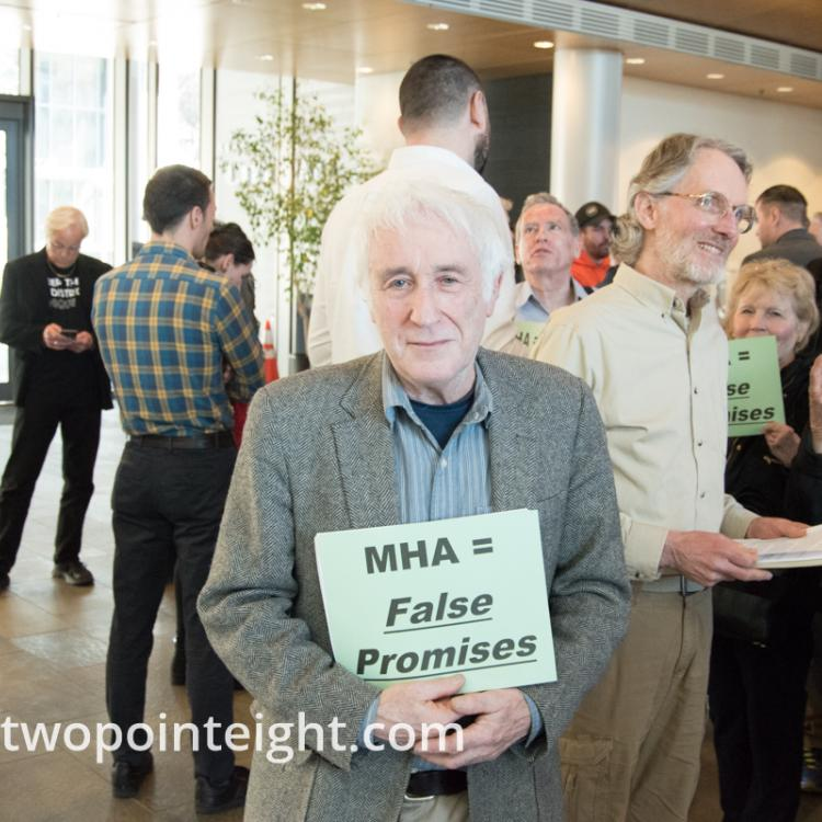 Seattle City Council, March 18, 2019, Mandatory Affordable Housing Ordinance - MHA Equals False Promises