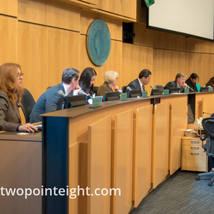 Seattle City Council, March 18, 2019, The Full City Council Began Affordable Housing Ordinance Hearing