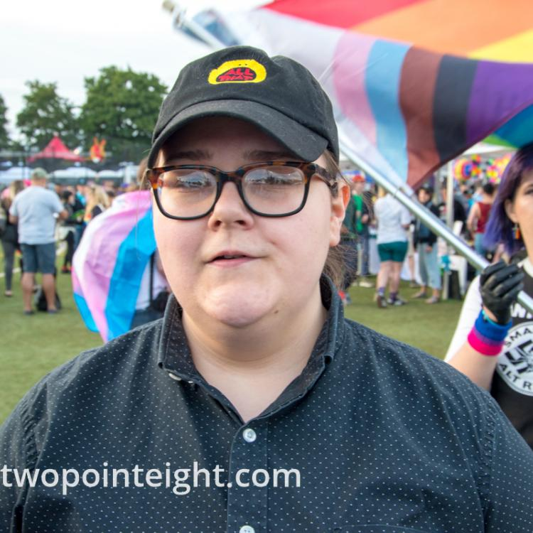 Seattle Trans Pride 2019, Vigilante Hate Mob, Gender Justice League Staff Falsely Accused LGBTQ Photographer of Color of Being Racist Patriot Prayer Member