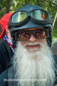 Seattle, Liberty or Death Rally, August, The Wizard Man