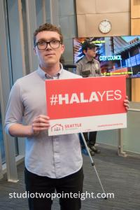 Seattle City Council, March 18, 2019, Resident Supports MHA Ordinance